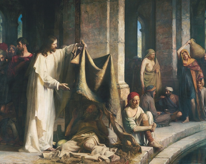 Resultado de imagen de jesus y los pobres