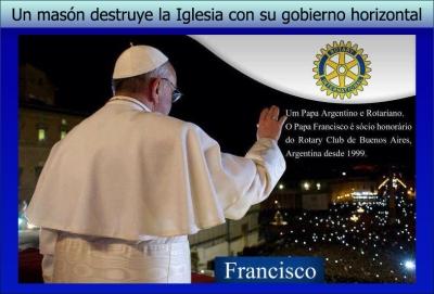 Pope Francisd